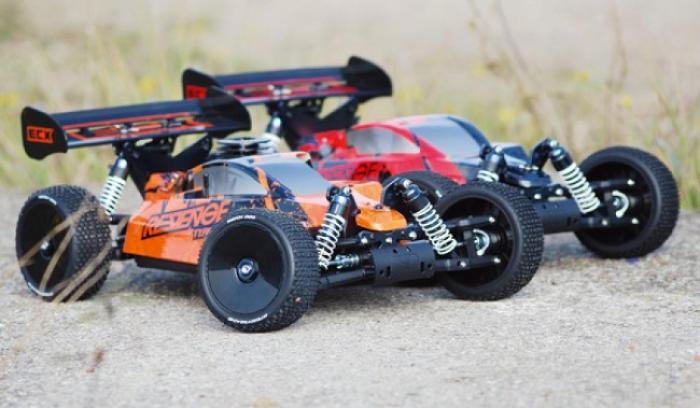 Vif succès pour la 1ère manche du championnat de France  de voitures radiocommandées