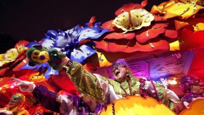 Vif succès pour le carnaval de Basse-Terre mardi
