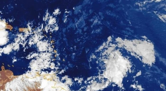 Vigilance jaune en Guadeloupe pour fortes pluies et orages