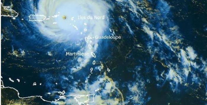 Vigilance jaune orange en Martinique