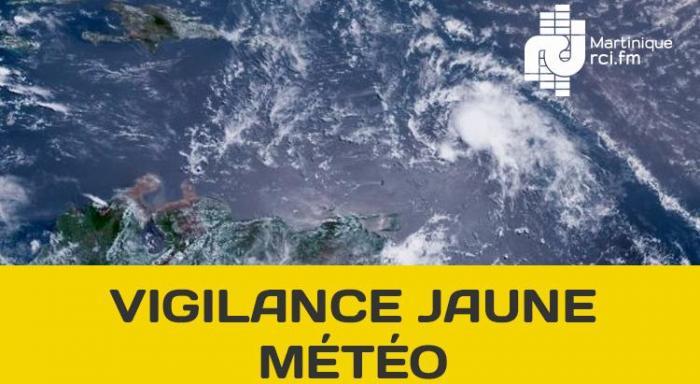 Vigilance jaune pour fortes pluies et orages maintenue, ce samedi