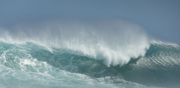 Vigilance jaune pour mer dangereuse à la côte