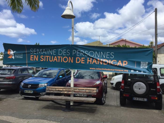 Village du handicap et de la prévention santé au Morne Rouge