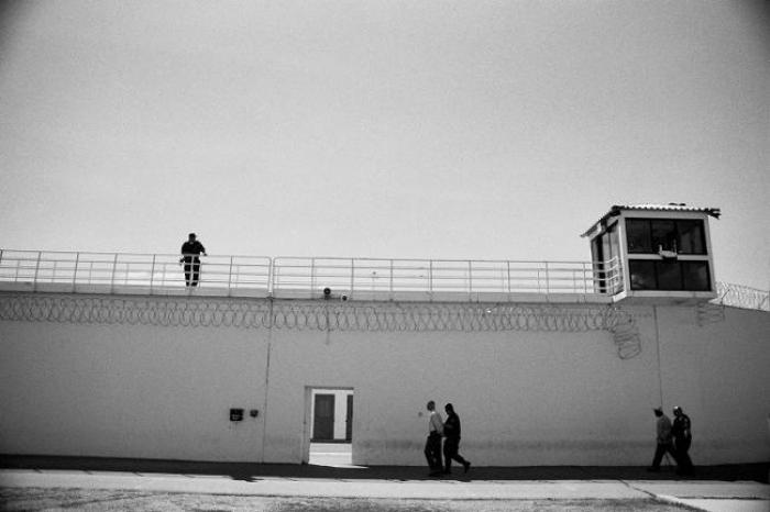 Violences et racket en prison