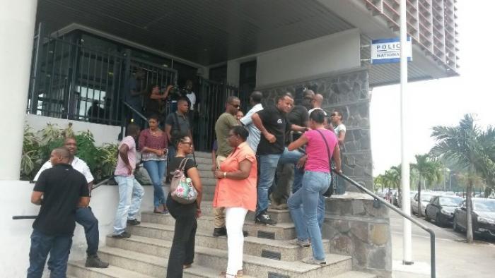 Violences sur agents : les policiers mobilisés