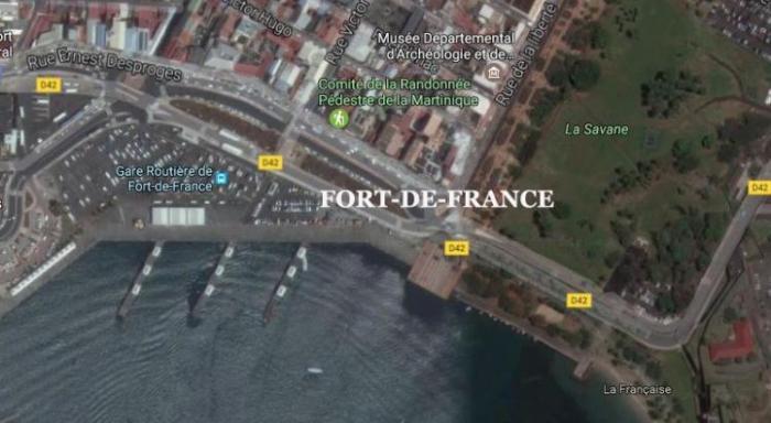 Visite présidentielle : règles de circulation et de stationnement à Fort-de-France