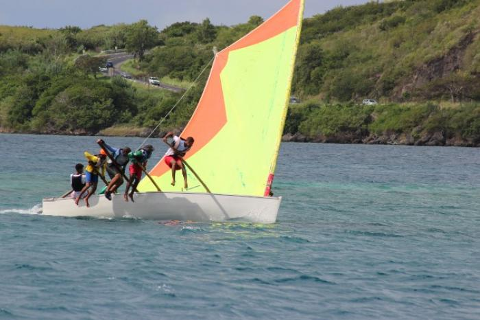 Voile traditionnelle : l'équipage Rosette /Orange remporte le Grand Prix du Rocher