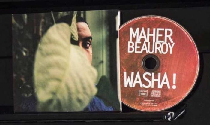 """""""Washa"""", une vague de jazz signée Maher Beauroy"""