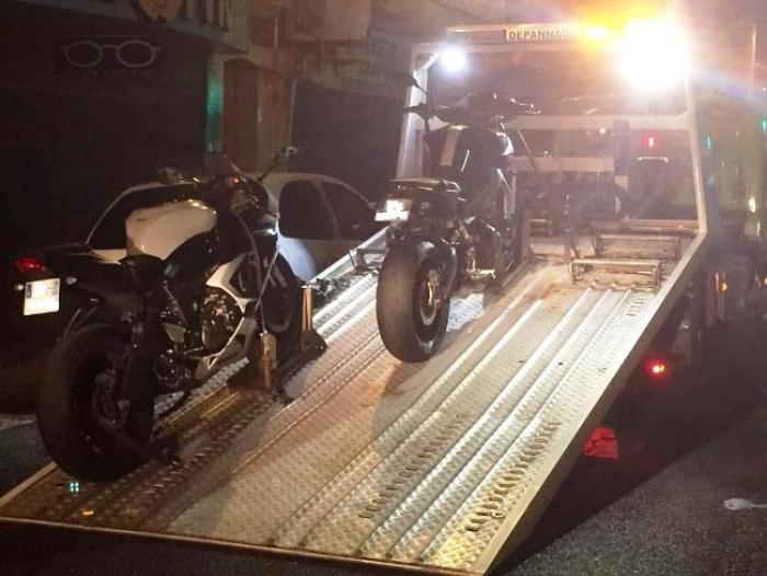 Week-end mortel pour les motards