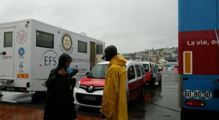 Week-end Pascal : l'EFS lance un appel aux dons