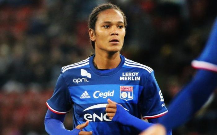 Wendie Renard rempile pour 5 ans avec l'Olympique Lyonnais