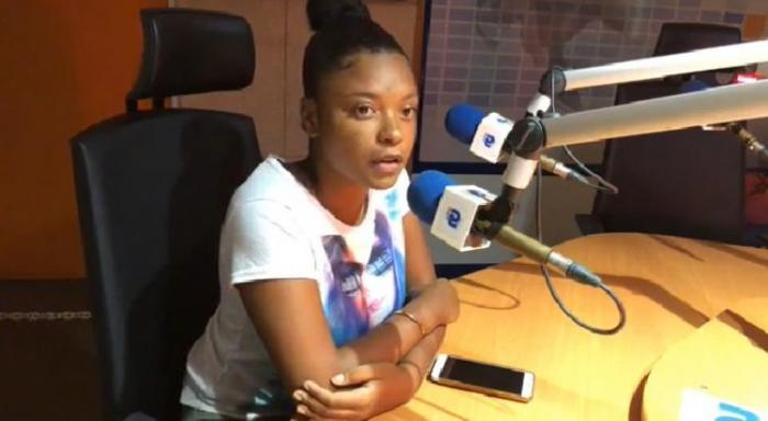 Wendy Zébo face à la commission de jugement disciplinaire