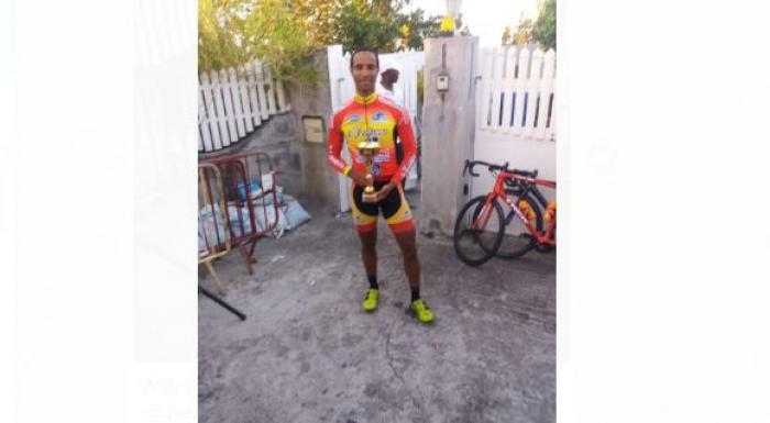 Willy Roseau en tête du Critérium des quartiers avant la dernière étape