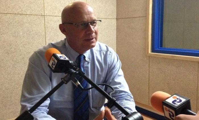 Yann Monplaisir candidat aux législatives dans la circonscription du nord