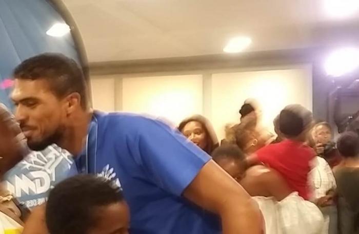 Yannick Borel est de retour en Guadeloupe !