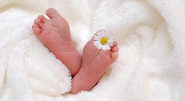 Ysiah est le premier bébé de l'année 2019